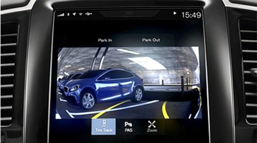 Kamera za pomoć pri parkiranju unazad za XC60