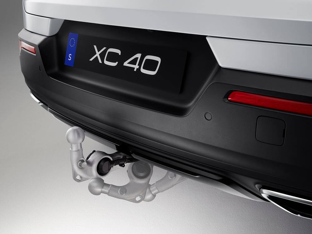 Zložljiva vlečna kljuka za XC40