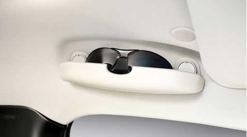 Nosač naočala u boji unutrašnjosti